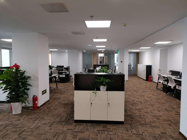 办公室一角(三)